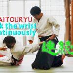 次から次に極めまくる!腰で攻め続ける古武術の動き!! 東京稽古会340  連続極め 大東流合気柔術