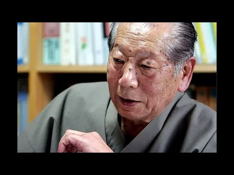 【剣道清談】日本武道への厳しい眼差しと深い愛情!井上義彦範士八段