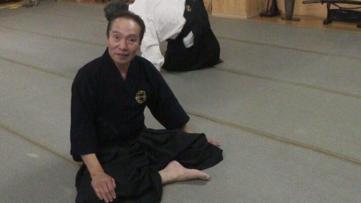 古武道 大東流合気柔術武門会 両手にて抑え込まれた場合の返し技