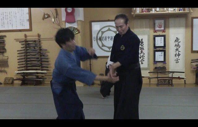 古武道 大東流合気柔術武門会 現代のスポーツ競技化した柔道で失伝した技の返し技。