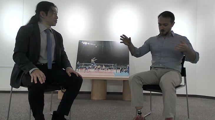 「合気道と日本武道文化祭・夏2021」 レアンドロ・ディアズ・ナポリタノさん インタビュー