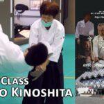 [AIKIDO CLASS] KINOSHITA Etsuko 6th dan – Aikido & Budo Summer Festival 2021