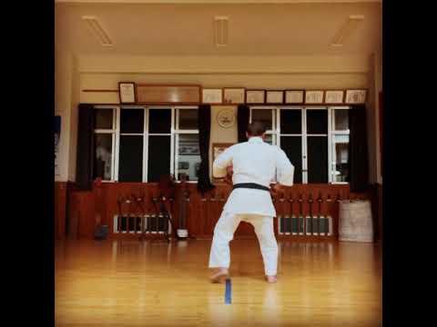 Akamine nu Nunchaku #信武舘 #古武道 #karate #shimbukan #okinawa #kobudo #空手 #沖縄