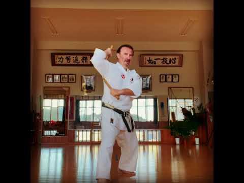Maezato nu Nunchaku #karate #空手 #信武舘 #古武道 #shimbukan #okinawa #kobudo #沖縄