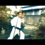 1960's Ryukyu Kobudo 古武道 ~ Sakugawa No Kon Sho | Colorized