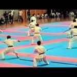 1997年『第1回沖縄空手古武道世界大会』(山口正舟撮影)