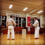 棒対鎌研究 Bo vs Kama practice #信武舘 #古武道 #karate #shimbukan #okinawa #kobudo #沖縄 #空手