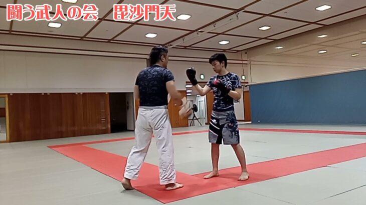 『グローブは凶器だ。』  #格闘技 #武術  #武道   #空手  #グローブ空手   #キックボクシング